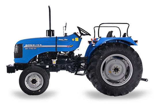 Sonalika DI 745 III Rx Tractor Video Reviews, Features, Specification. Sonalika DI 745 III Rx Tractor On road Price in India