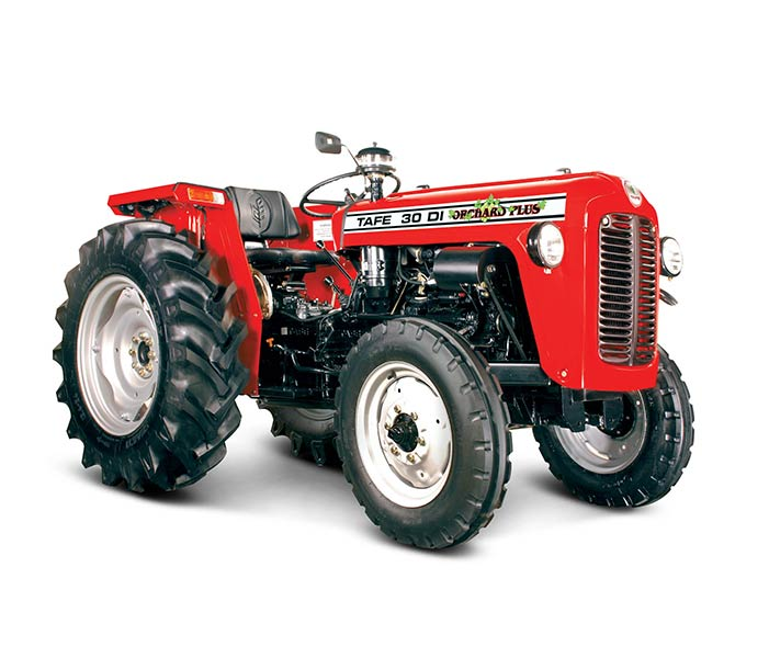 Massey Ferguson TAFE 30 DI Orchard Plus Tractor Video Reviews, Features, Specification. Massey Ferguson TAFE 30 DI Orchard Plus Tractor On-road Price in India
