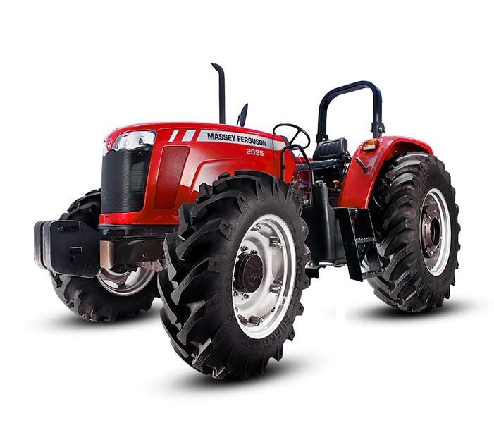 Massey Ferguson 2635 4WD Tractor Video Reviews, Features, Specification. Massey Ferguson 2635 4WD Tractor On-road Price in India
