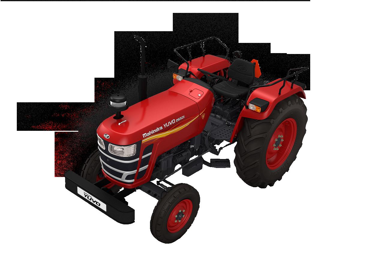 Mahindra Yuvo 265 DI Tractor Price, Feature, Specification & Review. Get Mahindra Yuvo 265 DI Tractor Onroad price in India