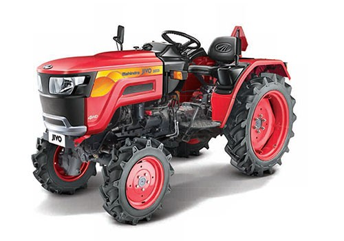 Mahindra Jivo 245 DI 4WD Tractor Price, Feature, Specification, Review in India. Get more Mahindra Jivo 245 DI 4WD valuable details like Onroad price, Finance in India | TractorGyan