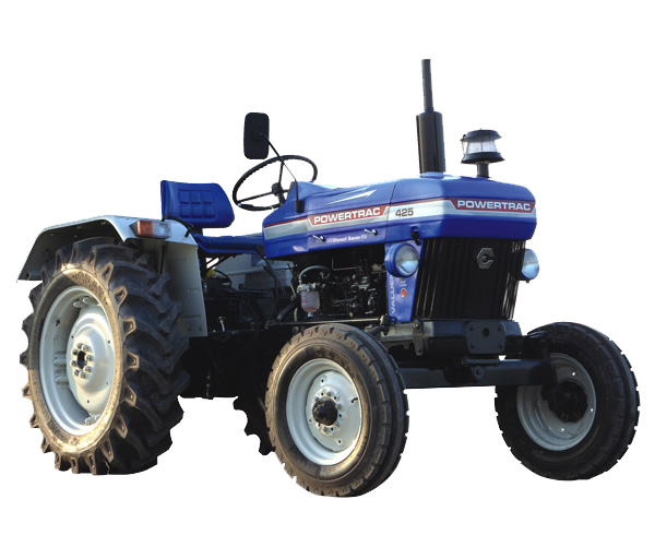Powertrac 425 DS Tractor Video Reviews, Features, Specification. Powertrac 425 DS Tractor On-road Price in India