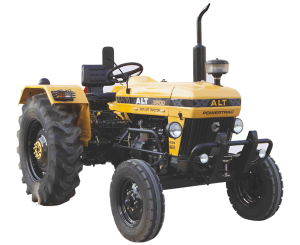 Powertrac ALT 3500 Tractor Video Reviews, Features, Specification. Powertrac ALT 3500 Tractor On-road Price in India