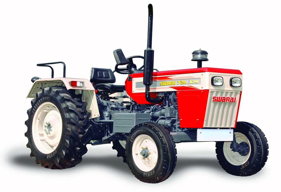 Swaraj 724 XM Tractor Video Reviews, Features, Specification. Swaraj 724 XM Tractor On-road Price in India