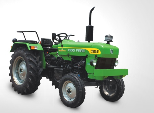 Indo farm 2042 DI Tractor Video Reviews, Features, Specification. Indo farm 2042 DI Tractor On-road Price in India