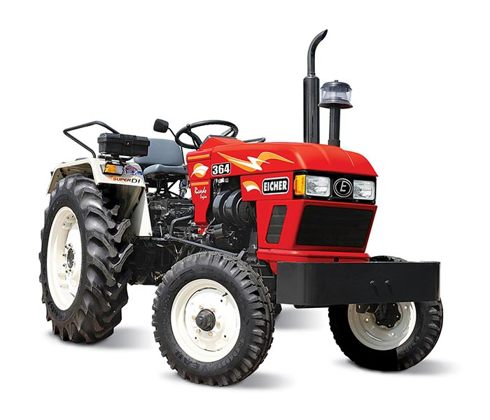 Eicher 364 SUPER DI Tractor Video Reviews, Features, Specification. Eicher 364 SUPER DI Tractor On-road Price in India