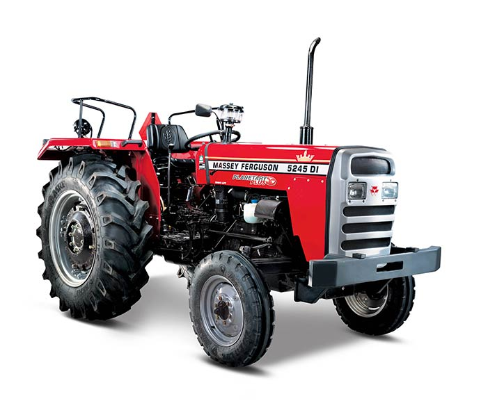 Massey Ferguson 5245 DI PLANETARY PLUS V1 Tractor Onroad Price. Massey Ferguson 5245 DI PLANETARY PLUS V1 Tractor Tractor features and Specification