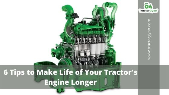 """Great Tips to Increase Your Tractor's Engine Life"""