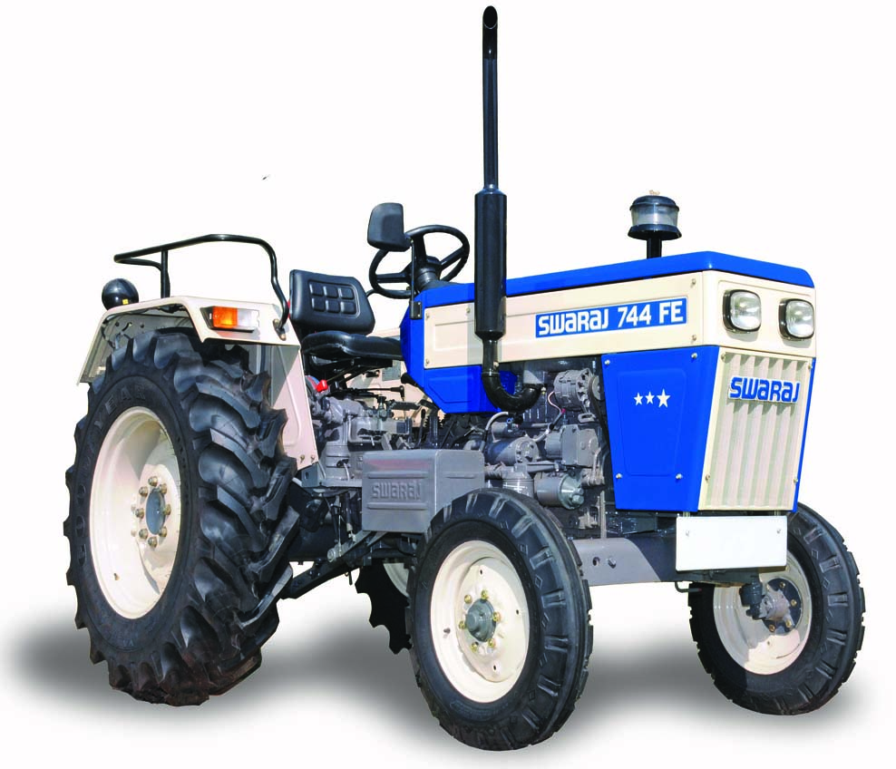 Swaraj 744 FE Tractor Onroad Price in India. Swaraj 744 FE Tractor features and Specification, Review Videos