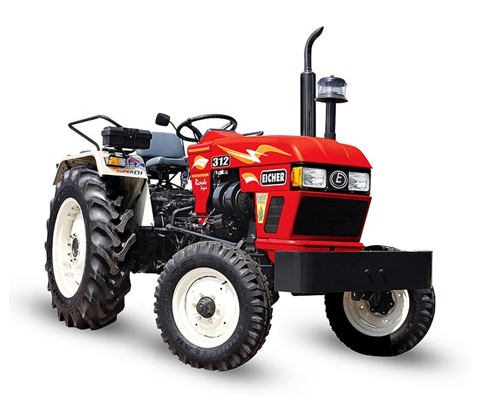 Eicher 312 SUPER DI Tractor Onroad Price in India. Eicher 312 SUPER DI Tractor features and Specification, Review Videos