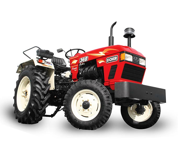 Eicher 368 SUPER DI Tractor Onroad Price in India. Eicher 368 SUPER DI Tractor features and Specification, Review Videos