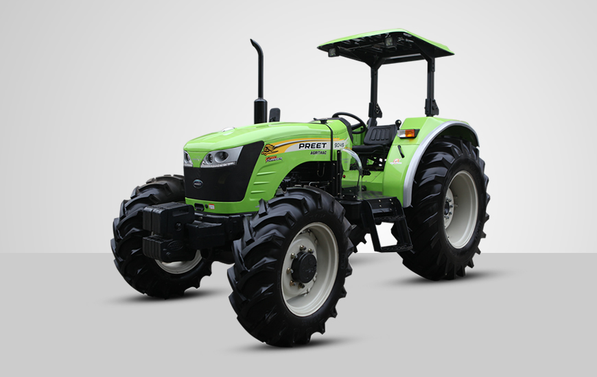 Preet 9049 4WDTractor Onroad Price in India. Preet 9049 4WD Tractor features and Specification, Review Full Videos