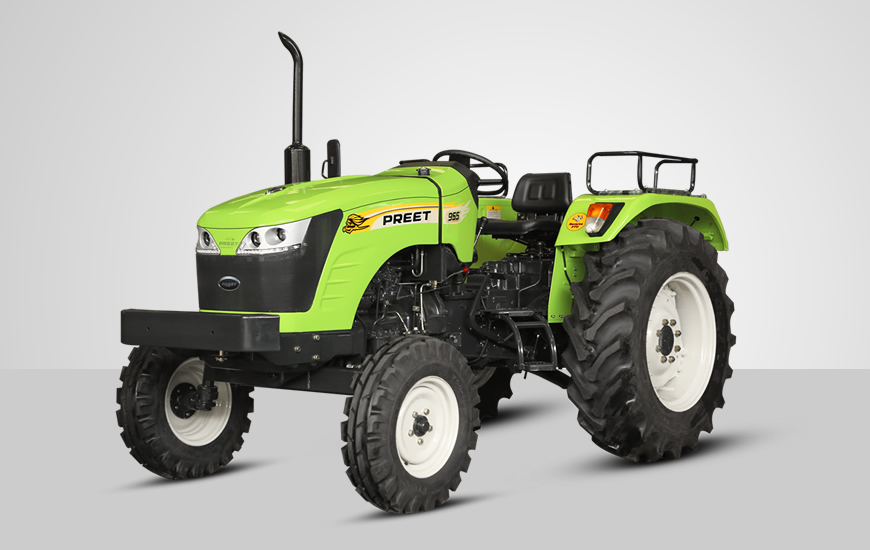 Preet 955 2WD/4WD Tractor Onroad Price in India. Preet 955 2WD/4WD Tractor features and Specification, Review Full Videos