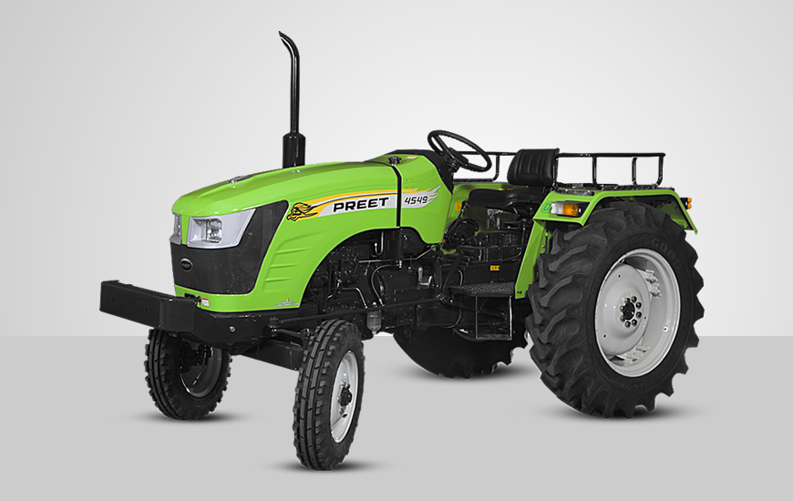 Preet 4549 2WD/4WD Tractor Onroad Price in India. Preet 4549 2WD/4WD Tractor features and Specification, Review Full Videos