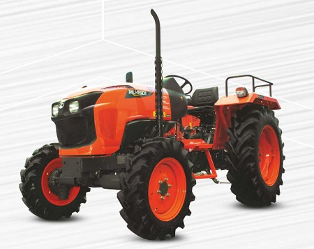 Kubota MU4501 4WD Tractor Onroad Price in India. Kubota MU4501 4WD Tractor features and Specification, Review Full Videos