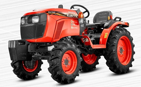 Kubota NeoStar B2741 4WD Tractor Onroad Price in India. Kubota NeoStar B2741 4WD Tractor features and Specification, Review Full Videos