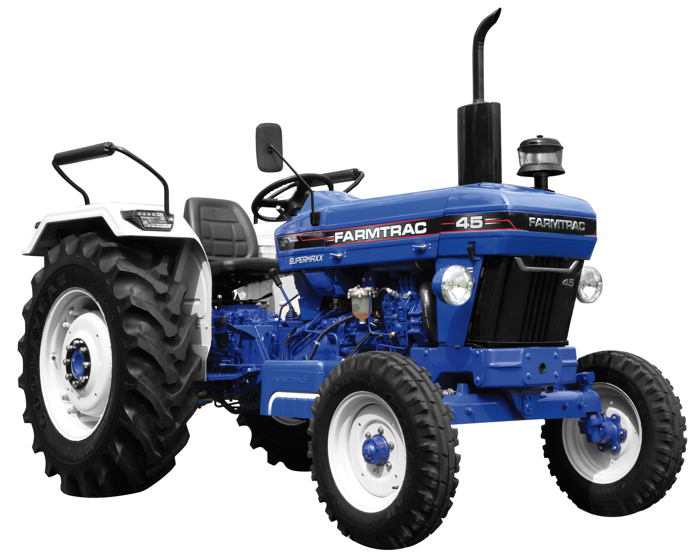 Farmtrac 45 Classic Tractor Onroad Price in India. Farmtrac 45 Classic Tractor features and Specification, Review Full Videos