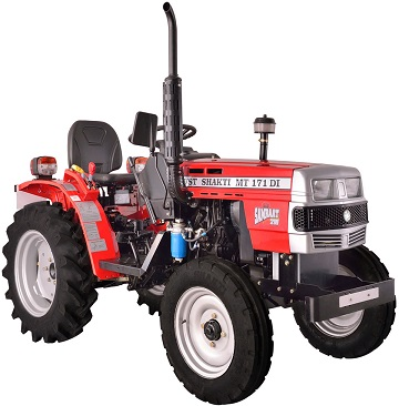 Vst shakti MT 171 DI - Samraat Tractor Onroad Price in India. Vst shakti MT 171 DI - Samraat Tractor features and Specification, Review Full Videos