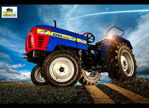 Josh 3514-DI Tractor Onroad Price in India. Josh 3514-DI Tractor features and Specification, Review Full Videos