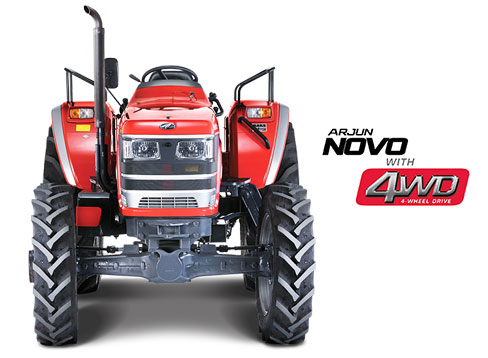 Mahindra Arjun Novo 605 DI-i 4wd Tractor On-road Price in India. Mahindra Arjun Novo 605 DI-i 4wd Tractor features and Specification, Review Full Videos