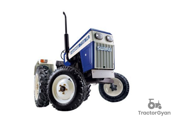 Swaraj 735 FE Tractor price, feature and mileage in 2021 - Tractorgyan