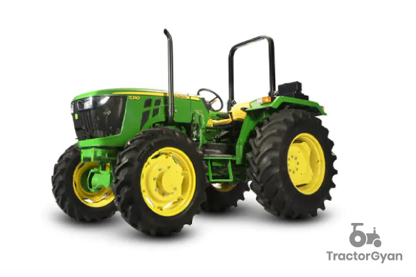 John Deere 5310 Gear pro 2 WD (Trem IV) Tractor Price in 2021, Feature, Specification-Tractorgyan