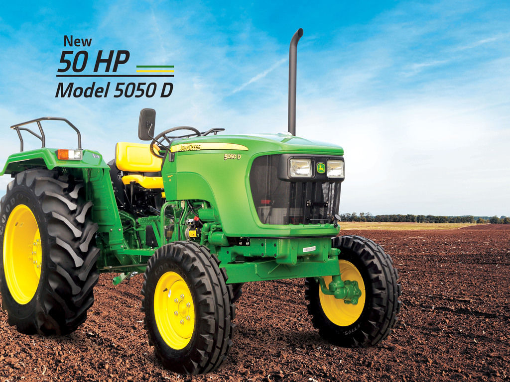 John deere 5050 D Tractor On-road Price in India. John deere 5050 D Tractor features and Specification, Review Full Videos