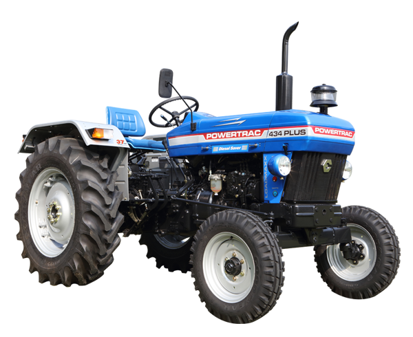 Powertrac 434 Plus Tractor On-road Price in India. Powertrac 434 Plus Tractor features and Specification, Review Full Videos