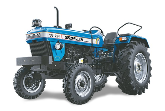 Sonalika DI 734 Tractor On-road Price in India. Sonalika DI 734 Tractor features and Specification, Review Full Videos