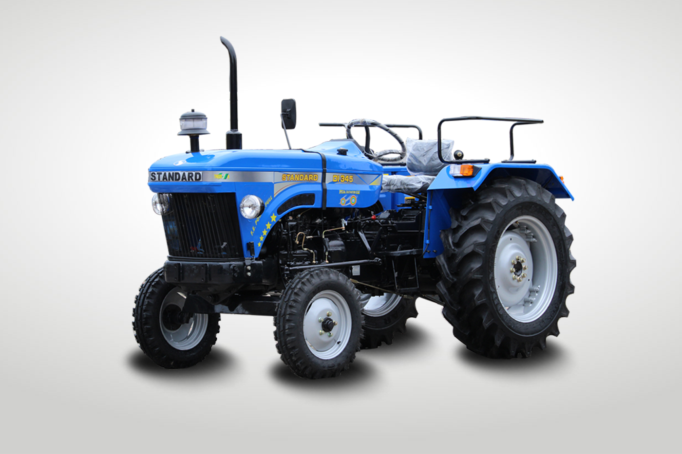 Standard DI 345 Tractor On-road Price in India. Standard DI 345 Tractor features and Specification, Review Full Videos