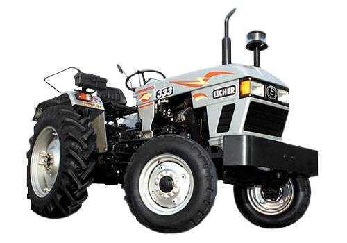 Eicher 333 SUPER DI Tractor On-road Price in India. Eicher 333 SUPER DI Tractor features and Specification, Review Full Videos