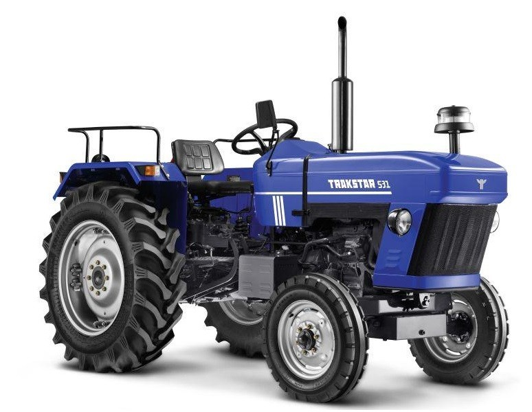 Trakstar 531 Tractor On-road Price in India. Trakstar 531 Tractor features and Specification, Review Full Videos