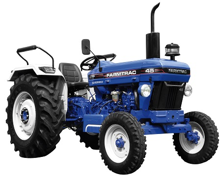 Farmtrac 45 Smart Tractor Onroad Price in India. Get Farmtrac 45 Smart Tractor Price, Feature, Specifications, and Full Review