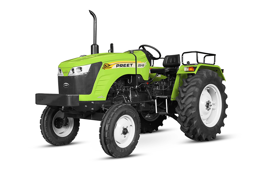 Preet 3549 Tractor On-road Price in India. Preet 3549 Tractor features and Specification, Review Full Videos