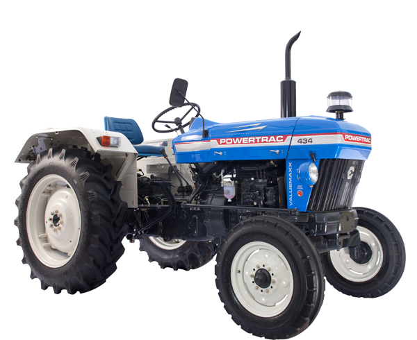 Powertrac 434 DS Super Saver Tractor On-road Price in India. Powertrac 434 DS Super Saver Tractor features and Specification, Review Full Videos