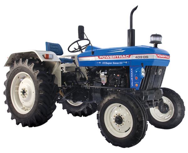 Powertrac 439 DS Super Saver Tractor On-road Price in India. Powertrac 439 DS Super Saver Tractor features and Specification, Review Full Videos