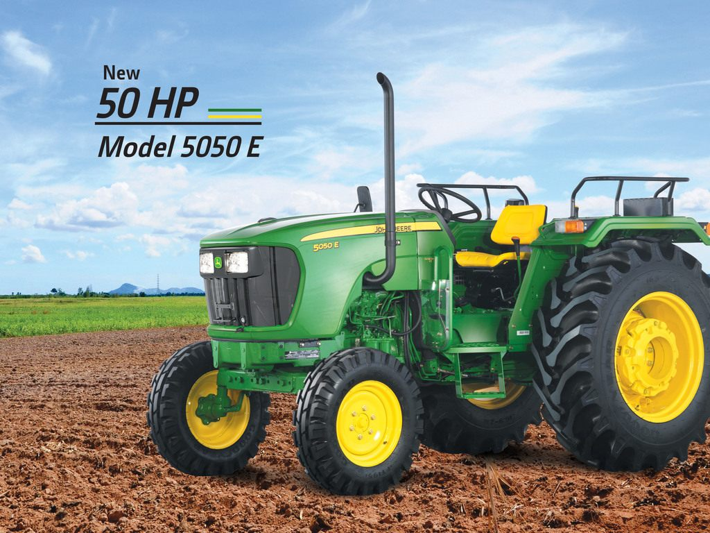 John deere 5050 E Tractor On-road Price in India. John deere 5050 E Tractor features and Specification, Review Full Videos
