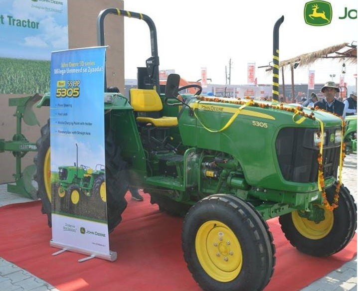 John deere 5305 Tractor On-road Price in India. John deere 5305 Tractor features and Specification, Review Full Videos
