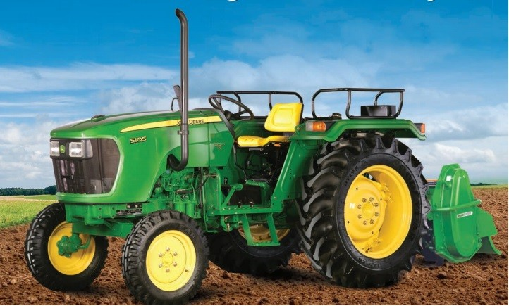 John deere 5105 Tractor On-road Price in India. John deere 5105 Tractor features and Specification, Review Full Videos