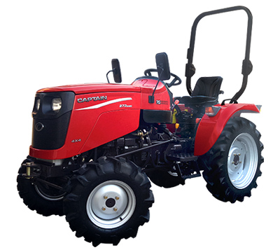 Captain 273 4WD Tractor On-road Price in India. Captain 273 4WD Tractor features and Specification, Review Full Videos
