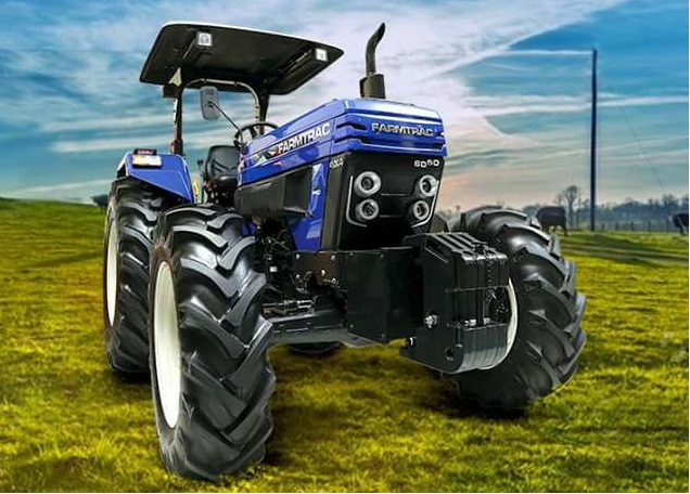 Farmtrac 6080 X Pro Tractor on road Price in India. Get Farmtrac 6080 X pro Features, Specification, and Video Review