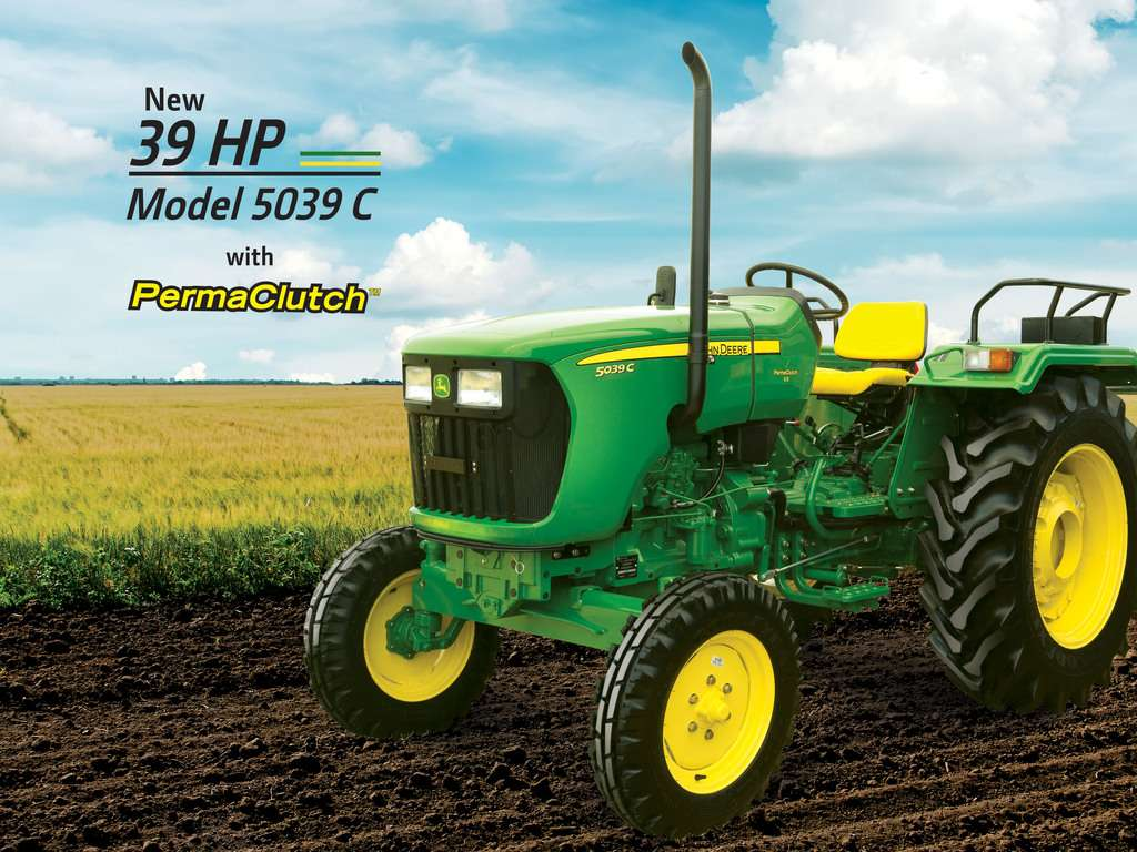 John deere 5039 C Tractor On-road Price in India. John deere 5039 C Tractor features and Specification, Review Full Videos