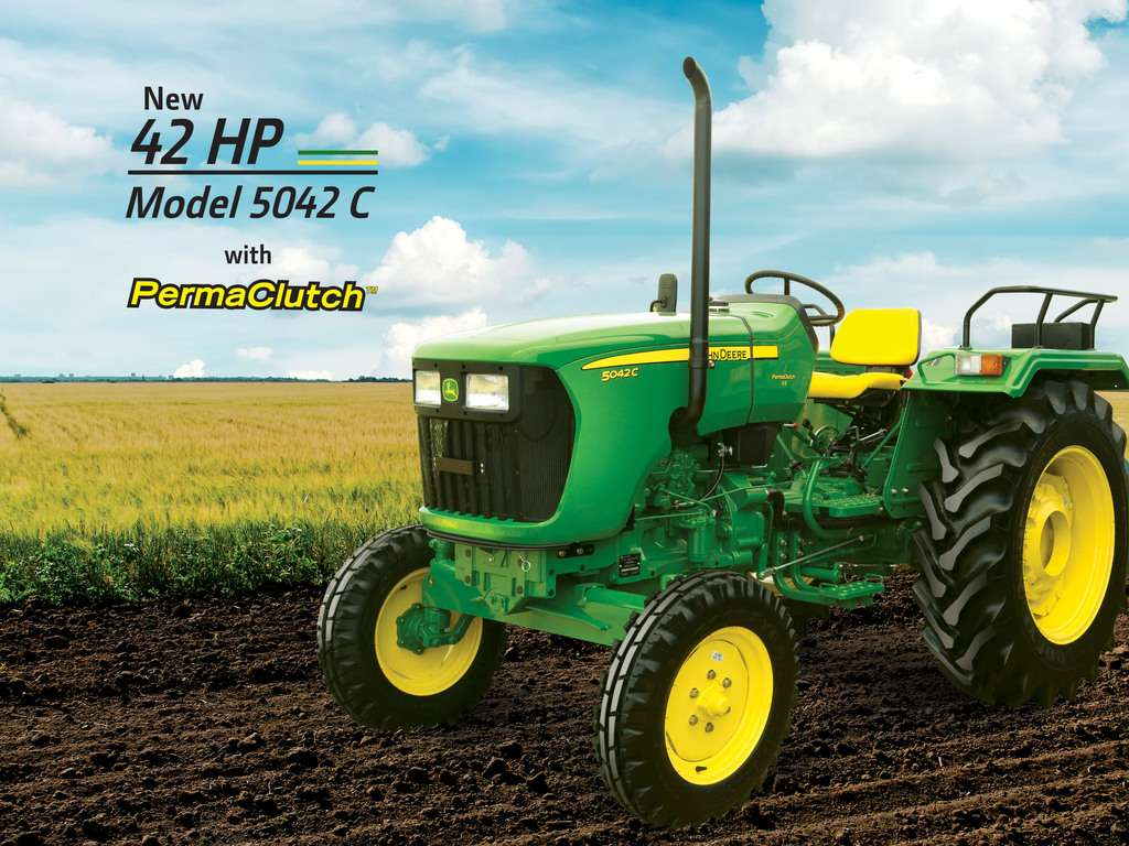 John deere 5042 C Tractor On-road Price in India. John deere 5042 C Tractor features and Specification, Review Full Videos