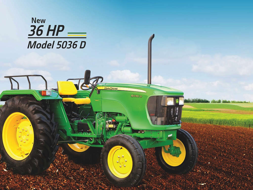 John deere 5036 D Tractor On-road Price in India. John deere 5036 D Tractor features and Specification, Review Full Videos
