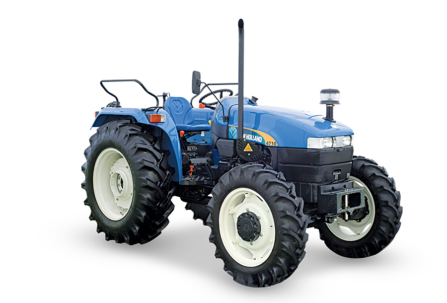 New Holland 4710 4WD Tractor On-road Price in India. New Holland 4710 4WD Tractor features and Specification, Review Full Videos