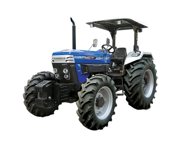 Farmtrac 6090 Tractor on road Price in India. Get Farmtrac 6090 Tractor Price Features, Specification, and full Video Review