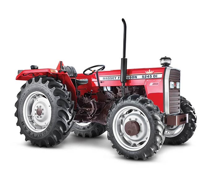 Massey Ferguson 5245 DI 4WD Tractor On-road Price in India. Massey Ferguson 5245 DI 4WD Tractor features and Specification, Review Full Videos