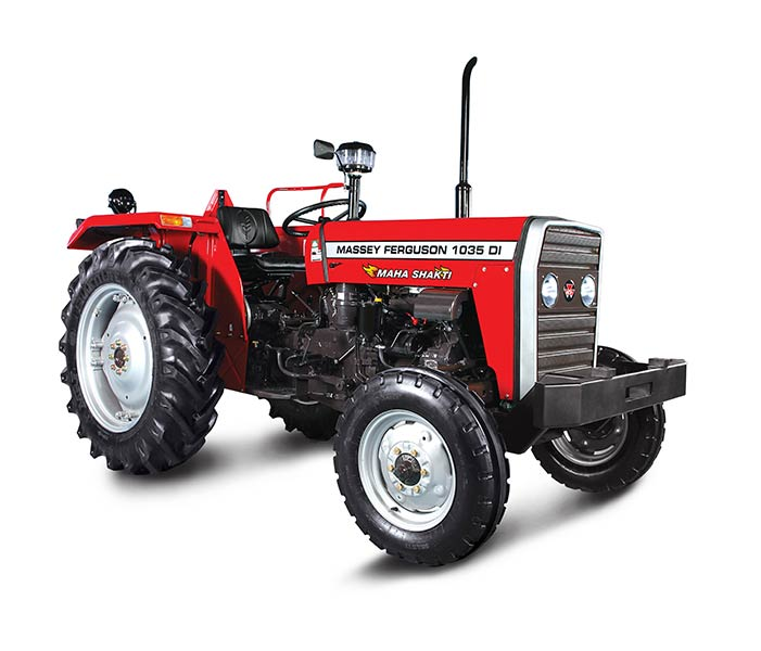 Massey Ferguson 1035 DI MAHA SHAKTI Tractor On-road Price in India. Massey Ferguson 1035 DI MAHA SHAKTI Tractor features and Specification, Review Full Videos