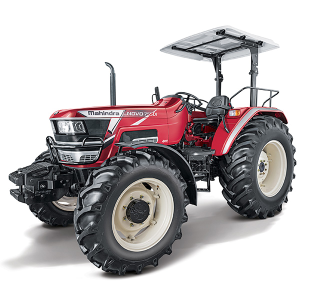 Mahindra Novo 755 DI Tractor On-road Price in India. Mahindra Novo 755 DI Tractor features and Specification, Review Full Videos