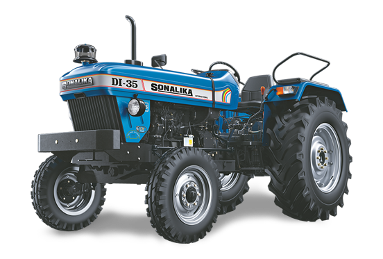 Sonalika DI 35 Tractor On-road price in India. Sonalika DI 35 Tractor Features, specifications, and full video review
